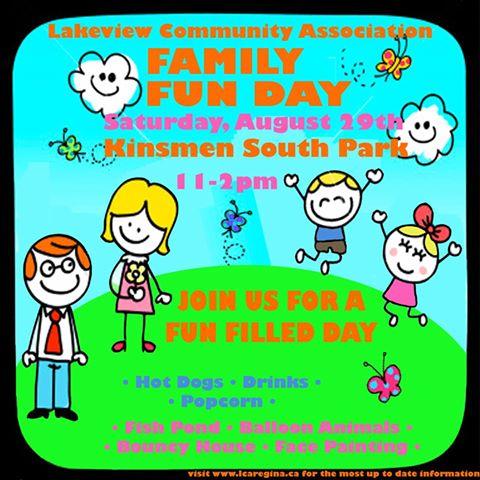2015 Family Fun Day Poster